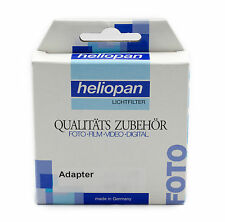 Heliopan Adapter 142  67mm - 77mm BRASS Step Up Ring   MPN: 700142
