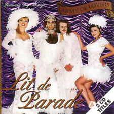 ☆ CD SINGLE ARMY OF LOVERS Lit de parade CARD SLEEVE  ☆