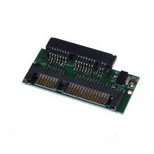 4.6cm Micro SATA HDD SSD 3.3 V a 6,3 cm 22PIN sata 5V Adattatore Di stile