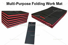3 in 1 Folding Garage Mechanics Eva Foam Work Mat Water & Oil Resistant CT3989