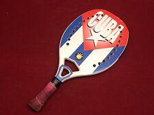 [USATA] Racchetta beach tennis WAGE modello CUBA occasione VISION MBT TURQUOISE