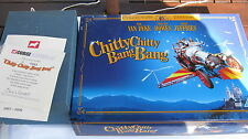 CORGI 266 CHITTY  25TH ANNIVERSARY NUMBER 64/7500 SET  WITH 35TH ANNIVERSARY SET