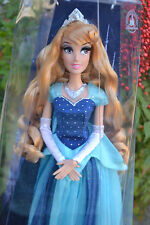 Disneyland 60th Diamond Anniv Aurora Sleeping Beauty Doll Limited Edition NIB