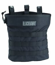 New! Blackhawk Roll-up MOLLE Dump Pouch with Internal Elastic Loops 37CL117BK