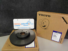 Genuine Volvo XC60 Rear Wheel Rotor Set OE OEM 31277357