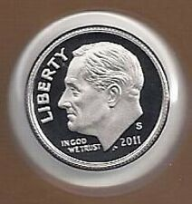 2011-S PROOF DIME
