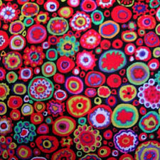 Kaffe Fassett PAPERWEIGHT GYPSY Gp20 Quilt Fabric by the Fat Quarter Dark Red
