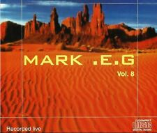 MARK EG - VOL.8 (HARD TRANCE MIX CD - LISTEN)