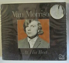 CD - Van Morrison - at His Best (1999). New and Sealed. Published in 2003.