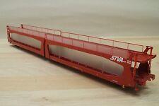Roco 66537 Autotransporter STVA rot 23 87 427 1 932-7 der SNCF neuw. in OVP