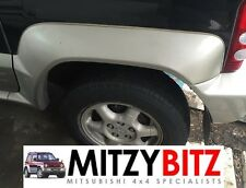 MITSUBISHI PAJERO JUNIOR MINI NSR PASSENGER REAR LEFT WHEEL ARCH TRIM FENDER