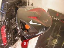New Lefty Nike VRS Covert Tour Fairway 5 Wood Kuro Kage Silver Extra Stiff Flex