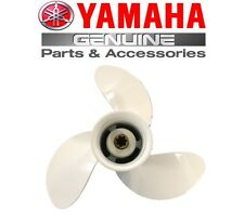 "Yamaha Genuine Outboard Propeller 6/8/9.9 HP (Type N) 8.5"" x 9.25"""