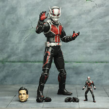 Marvel Select Avengers Ant-man Action Figure Figurine Toy Doll Model Statue 17CM