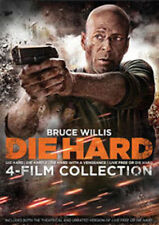 Die Hard: The Ultimate Collection (DVD, 2014, 4-Disc Set)Brand New