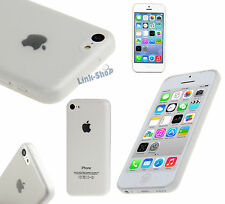 ULTRA FINA 0,3 mm Custodia TPU Trasparente per Iphone 5C Cover Sottile Slim Case