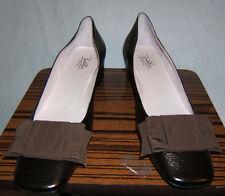 Emilio Pucci Brown/Bronze Low Heel Shoes Pumps Size 40