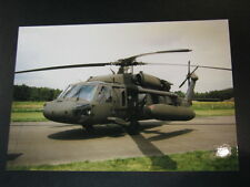 Photo Sikorsky UH-60L Black Hawk US Army Open Dag KLu Vlb Gilze-Rijen 1997