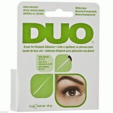 DUO Brush On Striplash Adhesive Eyelash Glue White/Clear
