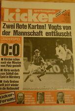 Kicker 93/1992 , Deutschland - Österreich