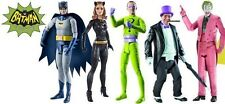 UNOPENED CASE of Batman Classic TV Series 1966 Action Figure by Mattel! Catwoman