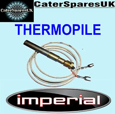 IMPERIAL GAS FRYER THERMOPILE TWIN 2 LEAD P/N 1096 HEAT PILOT SENSOR  PARTS