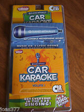 Boredom Breakers Car Game Karaoke by Rand McNally and Rand McNally and Company..