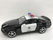 Ford Mustang GT 2006 Polic Police Car 1:38 KT-5091.DP