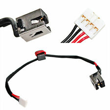 DC POWER JACK CABLE HARNESS TOSHIBA SATELLITE P875-S7200 P870-BT3N22 P870-BT3G22