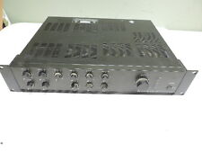 TOA 700 Series 8 Channel Amplifier 60W A-706 Tested