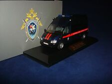 Ford Transit  Russian Investigative Committee IXO by VVM 1:43