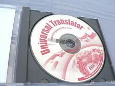 Standard Universal Translator CD by LanguageForce