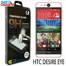 REAL TEMPERED GLASS ANTI-SCRATCH SCREEN PROTECTOR GUARD FOIL FOR HTC DESIRE EYE
