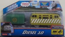 Trackmaster Revolution ~ Diesel 10 Engine ~ Thomas & Friends Motorized Railway