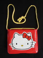 Hello Kitty 1976 Color Pencil Set Note Pad Pouch Vintage Near Mint Condition