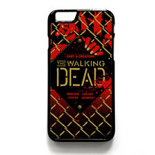 The Walking Dead Plastic Hard Phone Case Cover For iPhone 5/5s 6/6s iPod Touch