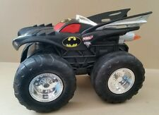 Hot Wheels Batman Jumbo Battery Operated Monster Jam Batmobile Car Truck (2004)