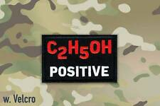 C2H5OH POSITIVE alcohol positive patch new morale for multicam devgru SF