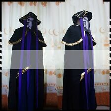 Anime Overlord Ainz Ooal Gown Momonga Costume Appearl cosplay customize