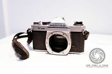 Pentax K1000 35mm SLR Film Camera Body Only PARTS AND REPAIR