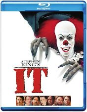 Stephen King's It (2016, Blu-ray New)