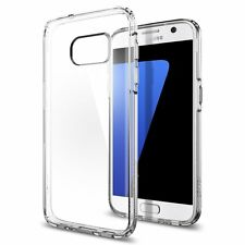 Case For Samsung Galaxy S7 Gel Silicone TPU Back Cover + 2pcs Screen Protectors