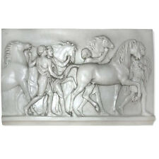 Athens Parthenon Tenders Slab VII British Museum Sculpture Replica Reproduction