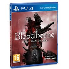 Bloodborne Game Of The Year (GOTY) PS4 Game Brand New