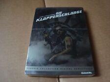Escape from New York DVD SteelBook NEW&SEALED Kurt Russell  John Carpenter