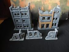 WARHAMMER 40 000 SCENERY MANY BUILDINGS