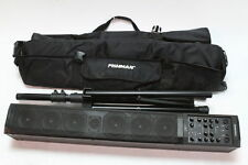 FISHMAN – SA220 SOLO PERFORMANCE SOUND SYSTEM & ACOUSTIC GUITAR COMBO TOWER AMP