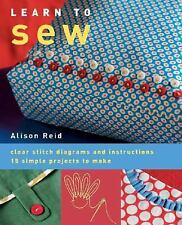 Learn to Sew-ExLibrary