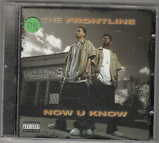 THE FRONTLINE - now u know CD