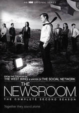 The Newsroom: The Complete Second Season New DVD